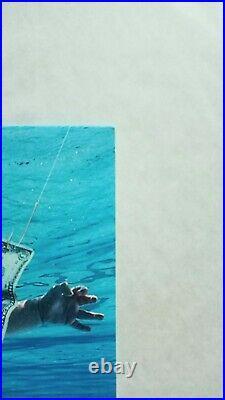 NIRVANA Nevermind PALLAS First Pressing Vinyl LP NM/M STP Soundgarden Pearl Jam
